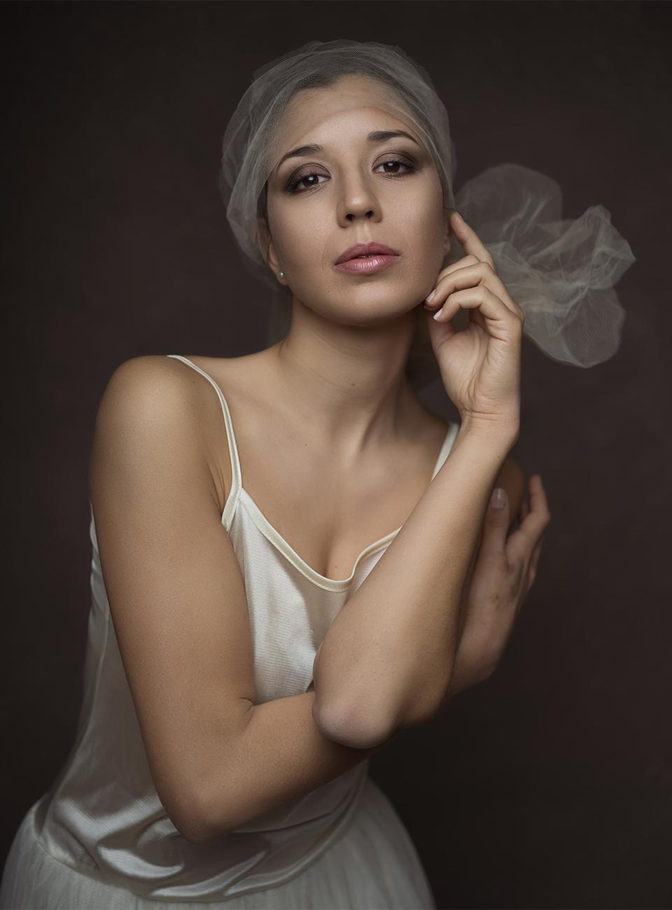 Ritratti fotografici donna a Vicenza