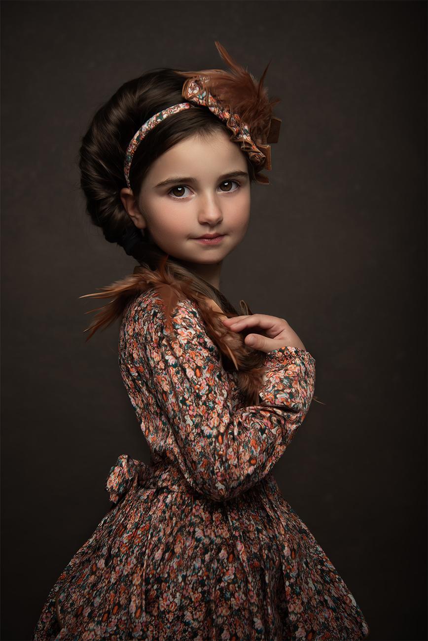 Ritratti di bambini a Vicenza