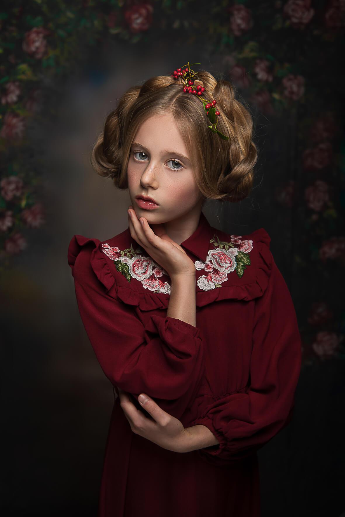 servizio fotografico bambini a Vicenza