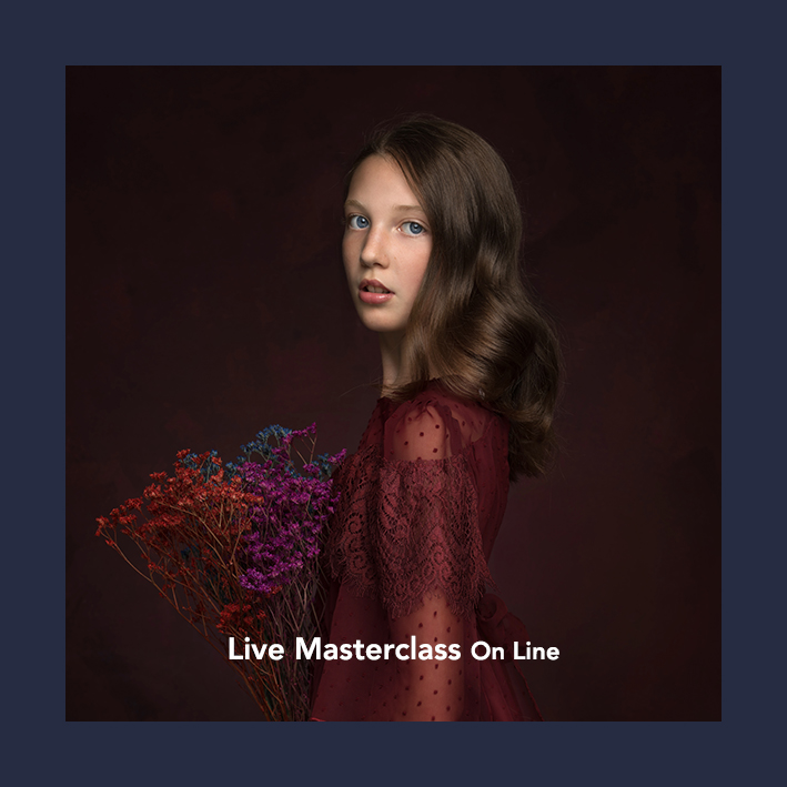Live Masterclass Online